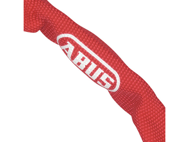ABUS 5805C Steel-O-Chain Chain Lock red